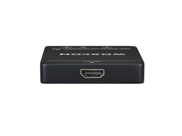Ultra-thin HDMI Extender over Cat5e/6, PoC supports