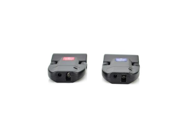 Mini 4K DVI Fiber Optical Extender