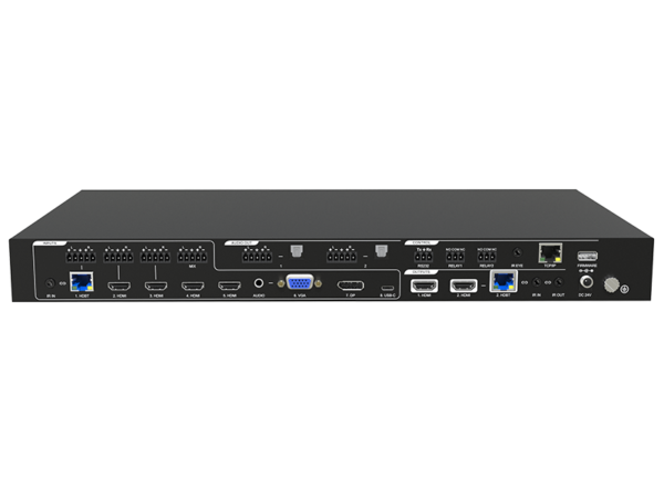 8x2 HDMI 2.0 Seamless Matrix Switcher