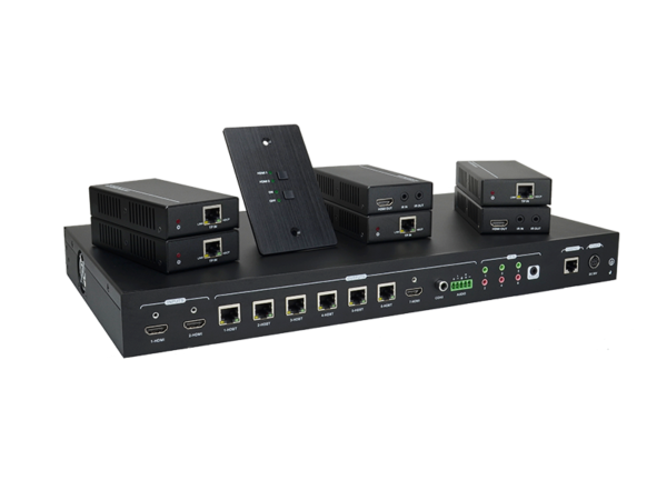 4K 2x7 Splitter and Extension Video Solution Kit - Discounted