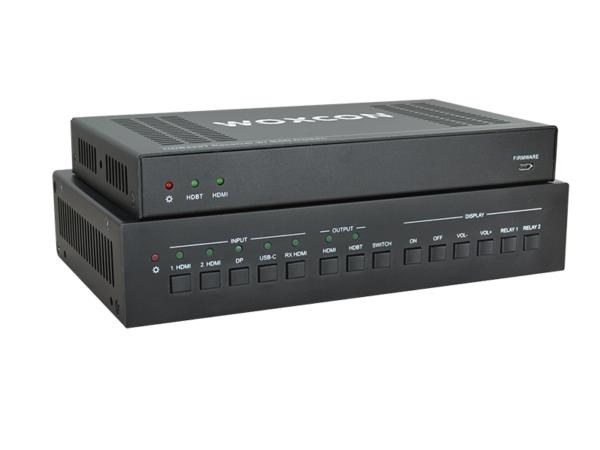 Easy Meeting Room Video Solution Kit 4K Scaler Presentation Switcher/Matrix