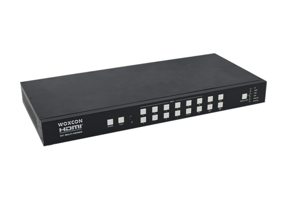 1080P 9X1 HDMI Seamless Switcher with Multiview Processor