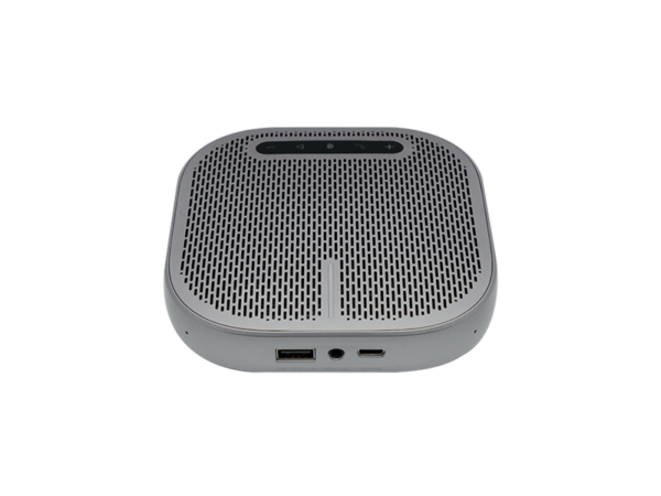 3W Speaker phone with 360° Omnidirectional Meeting Room Microphones